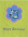 Hummingbird Birthday Greeting